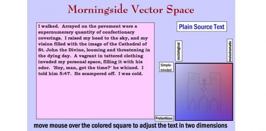 "Screenshot from ""Morningside Vector Space"""