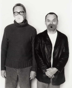 Vic Reeves and Bob Mortimer. 2003