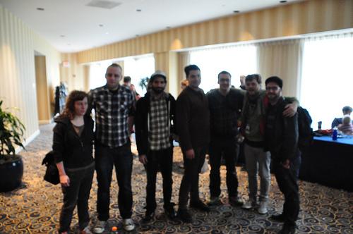 The CGA-crew