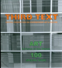 Third Text cover