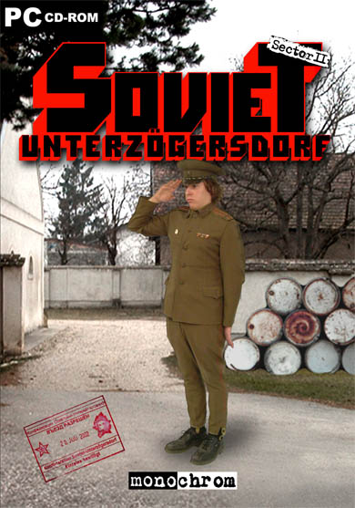 The adventure-game - Unterzoegersdorf Sector 2. Ready for Proletarian Download!