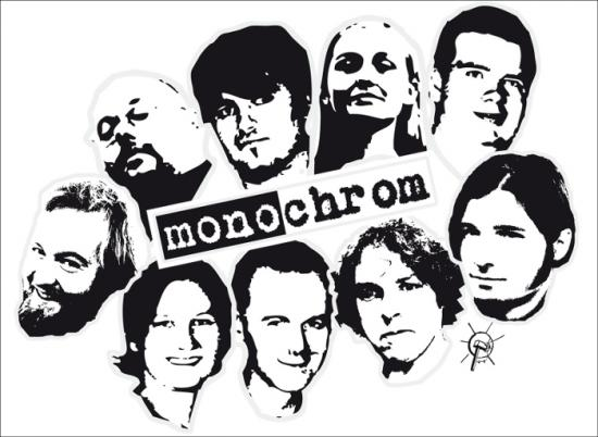 the monochrom team