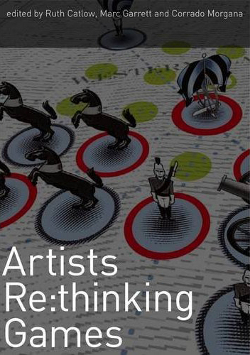 Artists Re:Thinking Games Book Cover