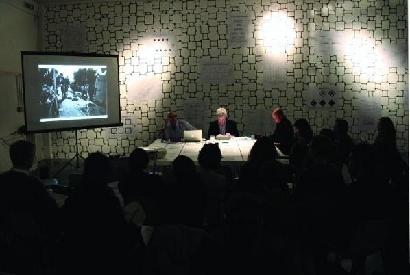 'Signal: Noise', The Showroom, 2011, photograph Takako Hasegawa