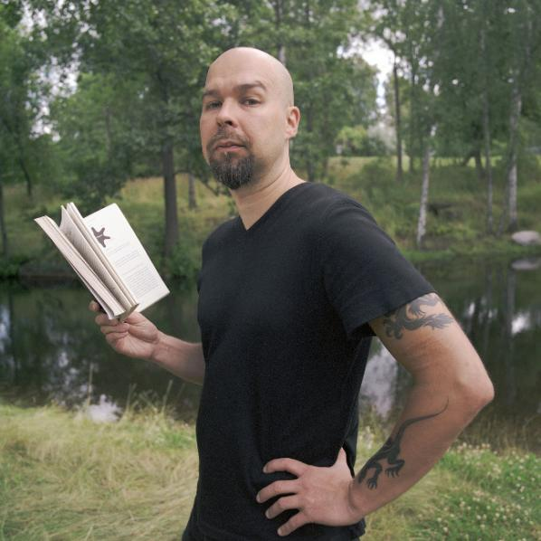 Mika Vainio, currently based in Berlin, was one half of the minimal electronic duo Pan Sonic from Finland, (the other half was Ilpo Väisänen). Before starting Pan Sonic in beginning of the 90's Mika Vainio has played electronics and drums as part of the early Finnish industrial and noise scene.