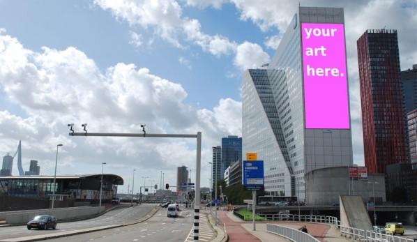 Augmented Reality - The Artvertiser