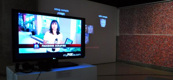 Mixed media installation at Response:Ability, Transmediale 2011, Berlin - Germany.