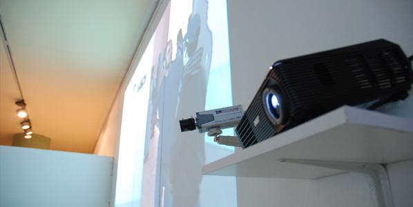 Total surveillance (installation view)