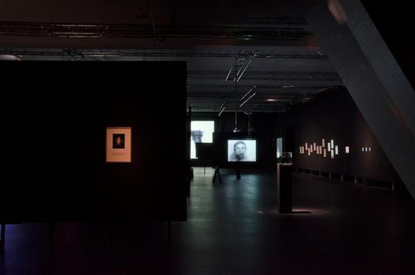 Dark Drives, installation shot, transmediale 2k+12, © Genz, Lindner