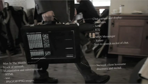 Image taken from the Men in Grey Video. 'H1606: Field Officer Protocol'. Click on image above to view video.