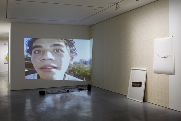The Others, Eva and Franco Mattes, 2010 (installation view)
