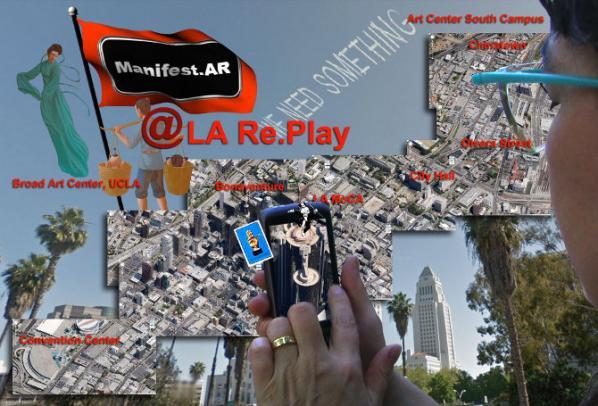 ManifestAR @ LA Re.Play