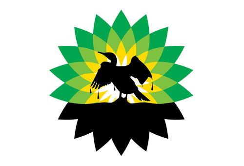 Winner of the recent Greenpeace Rebrand BP Competition. Designed by Laurent Hunziker [26]
