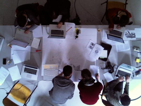 The Reposition Matrix (Movable Borders series) Workshop