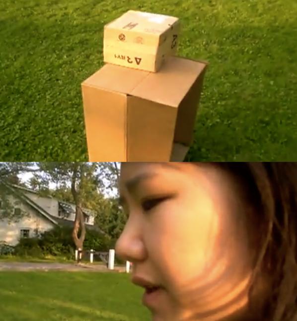 Interpassivity. Jennifer Chan 2011 - View video