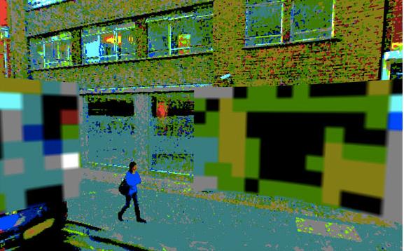 8-Bit Heaven (London-Soho 3) by Mark Amerika