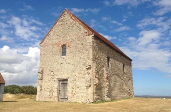 Bradwell-on-Sea Church