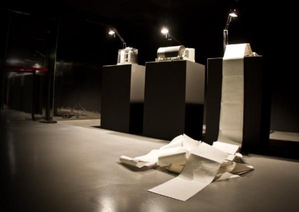 Robot ADM8, Rybn, 2011. Link