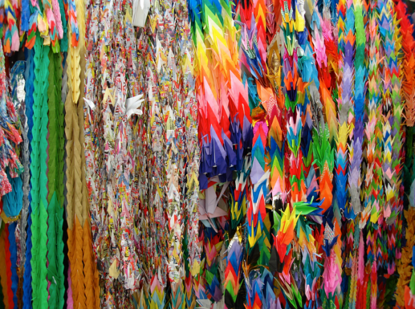 1,000 Cranes - Senbazuru.