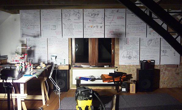 Studio Tobias Rosenberger (2014)