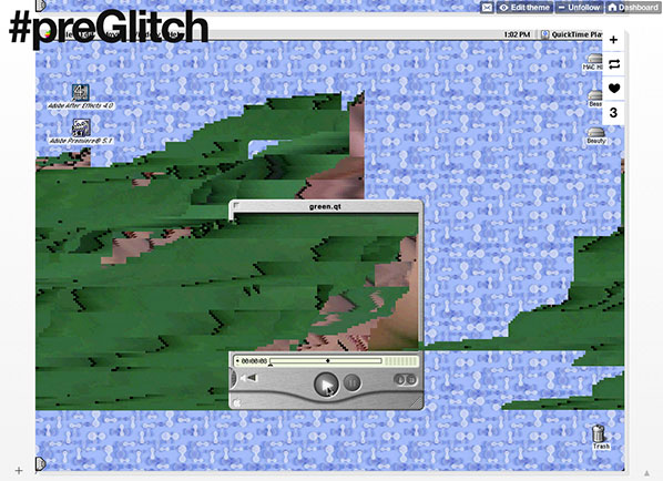 Image from the tumblr: http://pre-glitch.tumblr.com