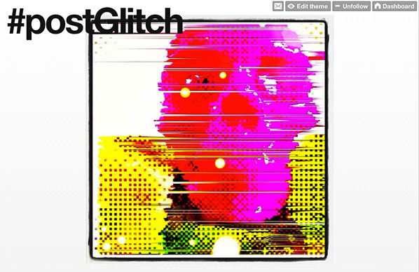 Image from the tumblr: http://post-glitch.tumblr.com