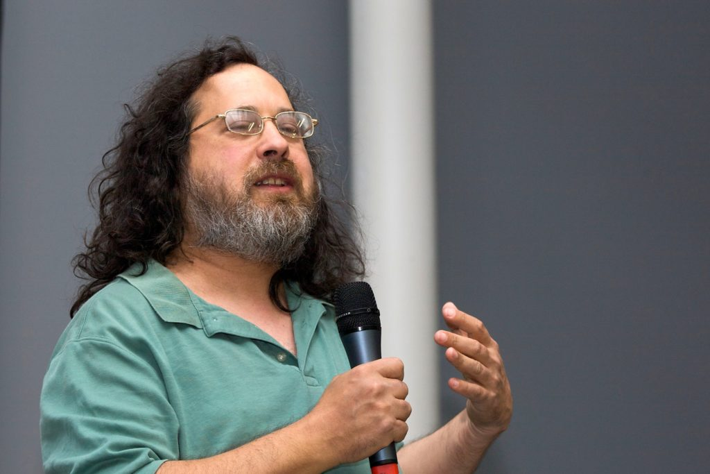 Dr. Richard Stallman