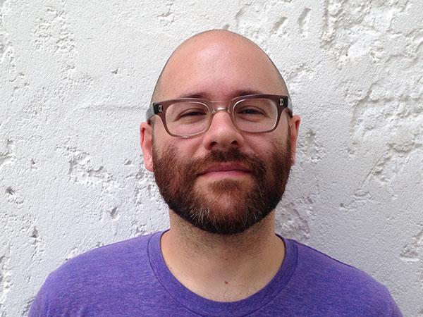 Zach Blas profile image