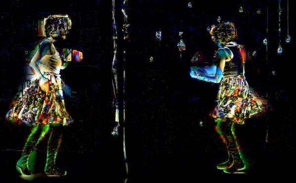 Alive - digital image Alive, Jan de Weille 2012.