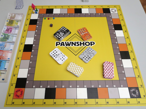 """Pawnshop"" by Lina Theodorou"