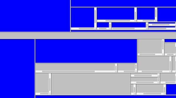 Screenshot of Scrollbar Composition (2000) by Jan Robert Leegte