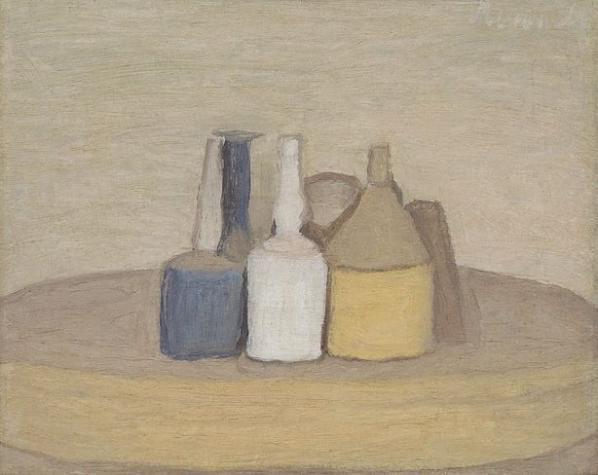 Giorgio Morandi, Natura Morta (1947)