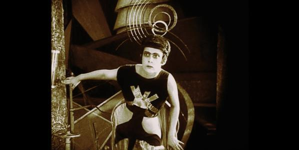 Still from Dreams Rewired: original source Aelita (Soviet Union 1924), dir: Yako