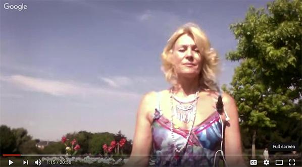 Alison Ballard - live stream of consciousness