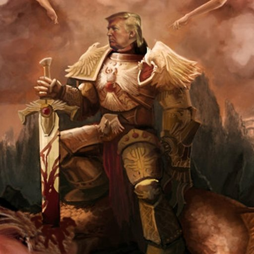Trump as Emperor