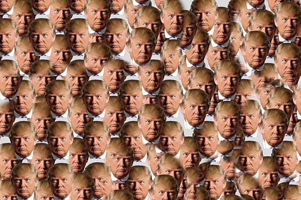 Trump faces