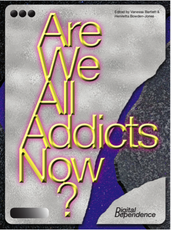 Are We All Addicts Now? book cover (2017) Stefan Schafer