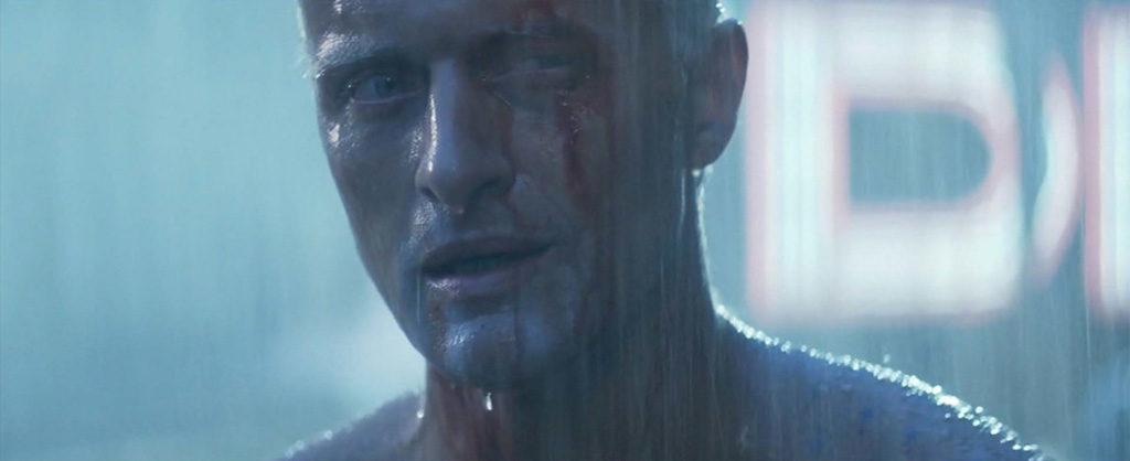 """""""Tears in the Rain"""" scene from Blade Runner 2019"""