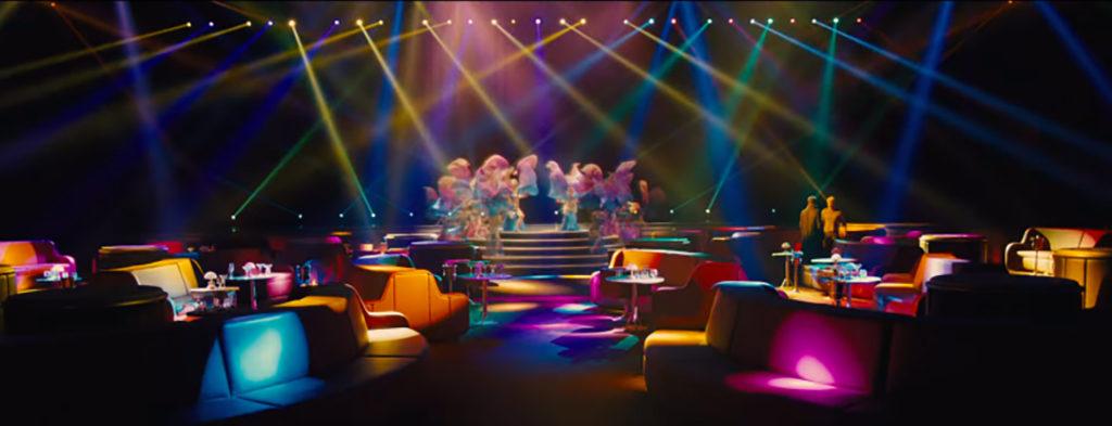 The Las Vegas Dystopia scene, Blade Runner 2049