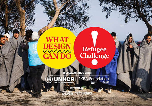 What Design Can Do Refugee Challenge