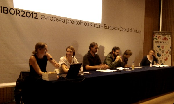 Panel presentation at the Urban Furrows conference 2011